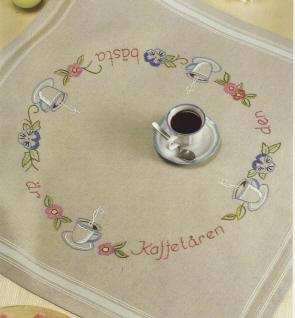 Kaffeduk - utan garn