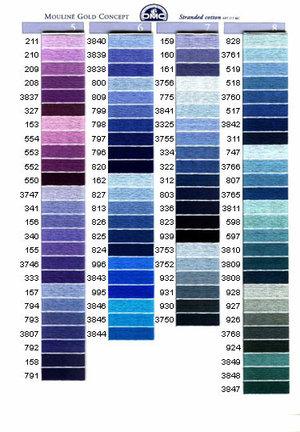 Grovlek 5 färg nr 61-499