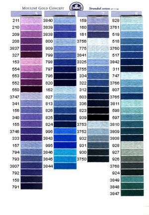 Grovlek 5 färg nr 910-ECRÜ
