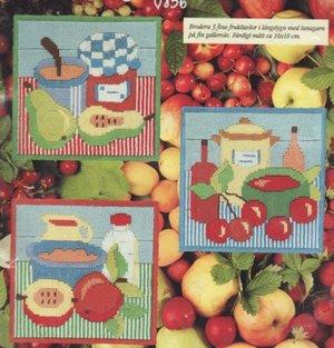 3-pack frukter
